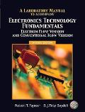 Electronics Technology Fundamentals Conventional Flow Version