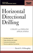 Horizontal Directional Drilling (HDD) 1st edition 9780071454735 007145473X