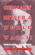 Germany, Hitler, and World War II 0 9780521566261 0521566266