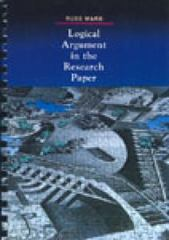 Logical Arguments in Research Paper 1st edition 9780155026483 0155026488