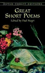 Great Short Poems 1st Edition 9780486411057 0486411052