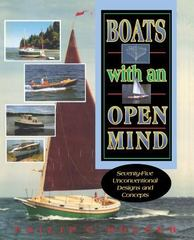 Boats with an Open Mind: Seventy-Five Unconventional Designs and Concepts 1st edition 9780070063761 0070063761