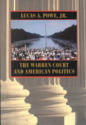 The Warren Court and American Politics 0 9780674006836 0674006836