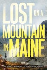 Lost on a Mountain in Maine 0 9780688115739 068811573X