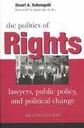 The Politics of Rights 2nd Edition 9780472030057 0472030051