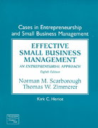 Cases in Entrepreneurship and Small Business Management 8th edition 9780131542723 0131542729