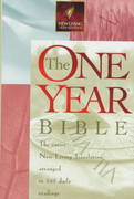 The One Year Bible NLT 0 9780842332903 0842332901