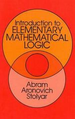 Introduction to Elementary Mathematical Logic 0 9780486645612 0486645614