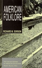 American Folklore 1st Edition 9780226158594 0226158594