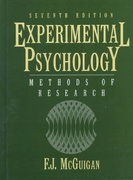 Experimental Psychology Methods of Research 7th edition 9780133988840 0133988848