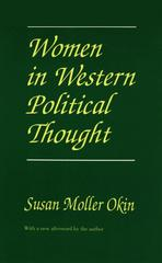 Women in Western Political Thought 0 9780691021911 0691021910