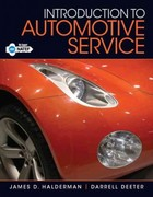 Introduction to Automotive Service 1st Edition 9780132540087 0132540088