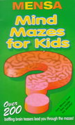 Mind Mazes for Kids 0 9780439108430 0439108438