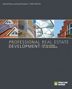 Professional Real Estate Development 3rd Edition 9780874202762 0874202760