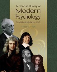 A Concise History of Modern Psychology (First Edition) 0 9781621310044 1621310043