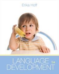 Language Development 5th edition 9781133939092 1133939090