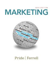 Marketing 2014 17th Edition 9781133939252 1133939252