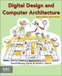 Digital Design and Computer Architecture 2nd Edition 9780123978165 0123978165