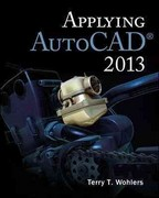 Applying AutoCAD 2013 4th Edition 9780073375519 0073375519