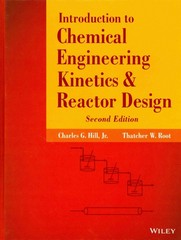 Introduction to Chemical Engineering Kinetics and Reactor Design 2nd Edition 9781118368251 1118368258