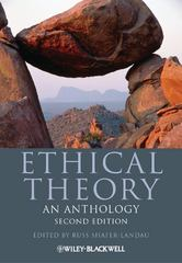 Ethical Theory 2nd Edition 9780470671603 0470671602