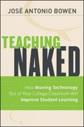 Teaching Naked 1st Edition 9781118224281 1118224280
