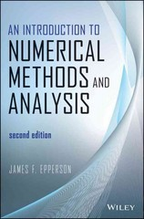 An Introduction to Numerical Methods and Analysis 2nd Edition 9781118367599 1118367596