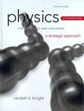 Physics for Scientists and Engineers  A Strategic Approach with Modern Physics