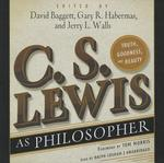 C. S. Lewis As Philosopher 0 9781455159079 1455159077