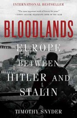 Bloodlands 1st Edition 9780465031474 0465031471