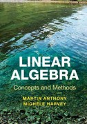 Linear Algebra: Concepts and Methods 1st Edition 9780521279482 0521279488