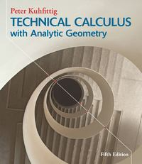 Technical Calculus with Analytic Geometry 5th Edition 9781133945192 1133945198