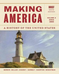 Making America 6th edition 9781133943280 1133943284