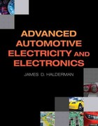 Advanced Automotive Electricity and Electronics 1st edition 9780132542623 0132542625