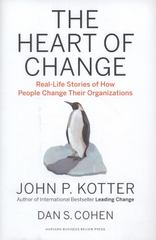 The Heart of Change 1st Edition 9781422187333 1422187330