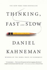 Thinking, Fast and Slow 1st Edition 9780374533557 0374533555