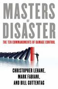 Masters of Disaster 1st Edition 9780230341807 0230341802
