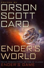 Ender's World 1st Edition 9781937856212 1937856216
