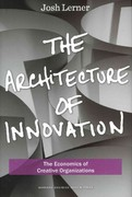 The Architecture of Innovation 1st Edition 9781422143636 1422143635