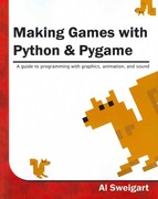 Making Games with Python and Pygame 1st Edition 9781469901732 1469901730