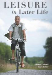 Leisure in Later Life 4th Edition 9781571676757 1571676759