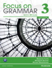 Focus on Grammar 3 with MyEnglishLab 4th Edition 9780132160544 0132160544