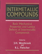 Intermetallic Compounds, Basic Mechanical Properties and Lattice Defects of 1st edition 9780471611752 0471611751