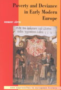 Poverty and Deviance in Early Modern Europe 1st Edition 9780521423229 0521423228