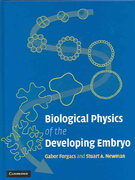 Biological Physics of the Developing Embryo 0 9780521783378 0521783372
