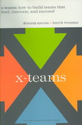 X-Teams 1st Edition 9781591396925 1591396921