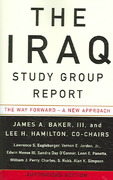 The Iraq Study Group Report 0 9780307386564 0307386562