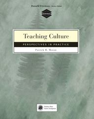 Teaching Culture 1st edition 9780838466766 0838466761