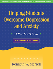 Helping Students Overcome Depression and Anxiety 2nd Edition 9781593856489 1593856482