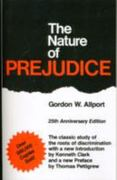 The Nature Of Prejudice 25th edition 9780201001792 0201001799